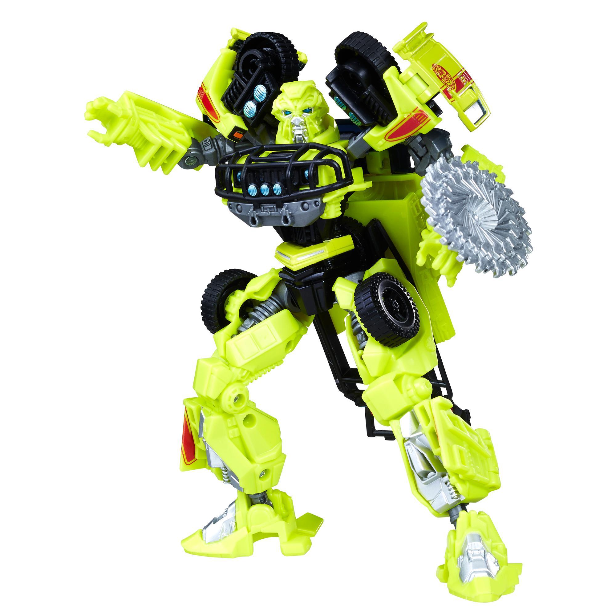 Transformers Studio Series 04 Deluxe Class Movie 1 Autobot Ratchet