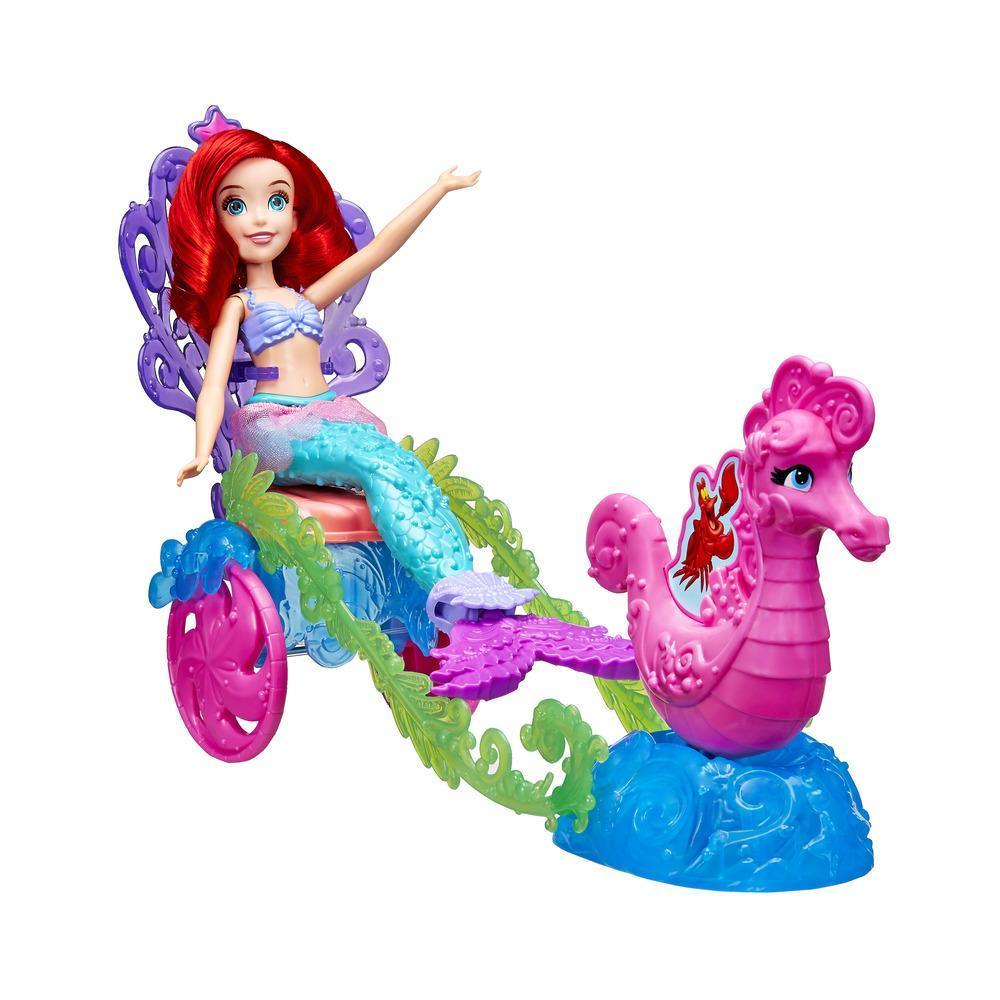 Disney Princess Ariel's Under the Sea Carriage