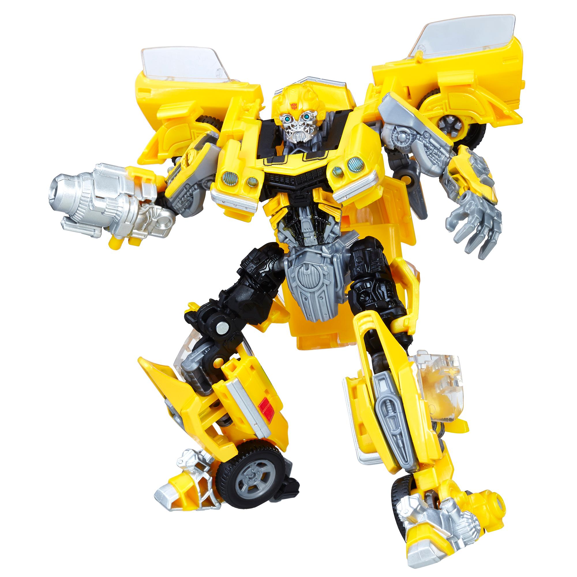 Transformers Studio Series 01 Deluxe Class Movie 1 Bumblebee