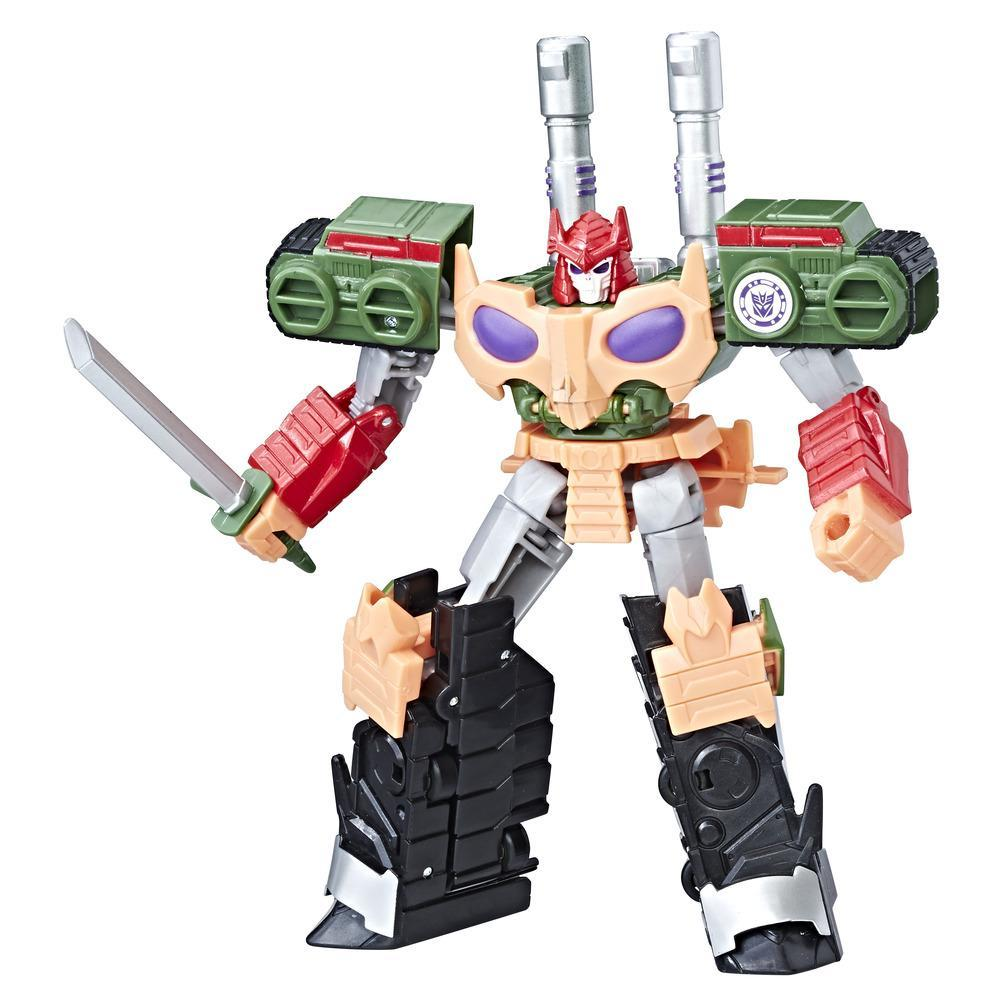 Transformers: RID Combiner Force Warriors Class Decepticon Bludgeon