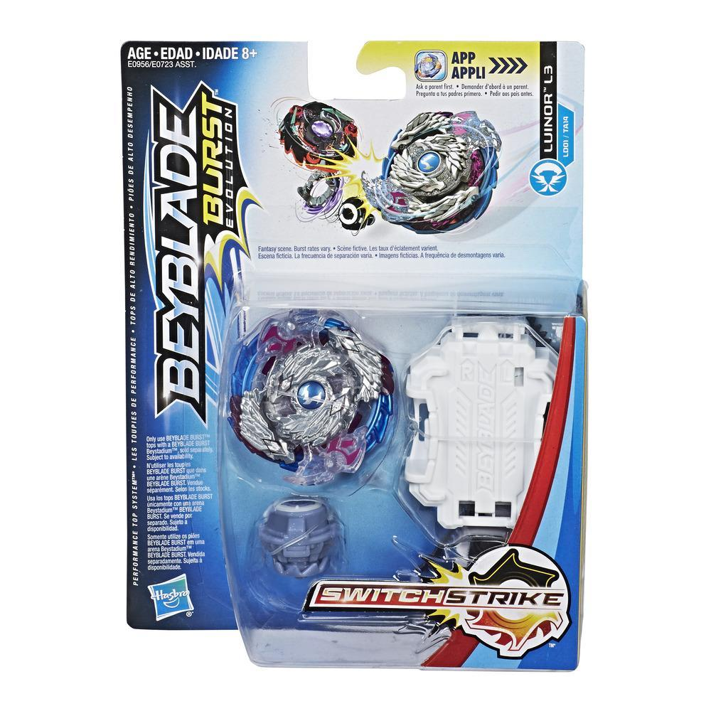 Beyblade Burst Evolution SwitchStrike Starter Pack Luinor L3