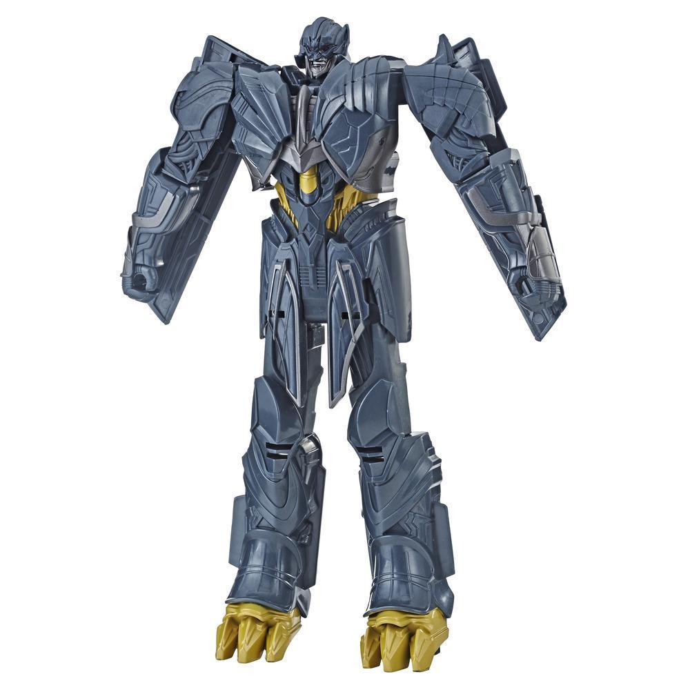 Transformers: Bumblebee -- Titan Changers Megatron