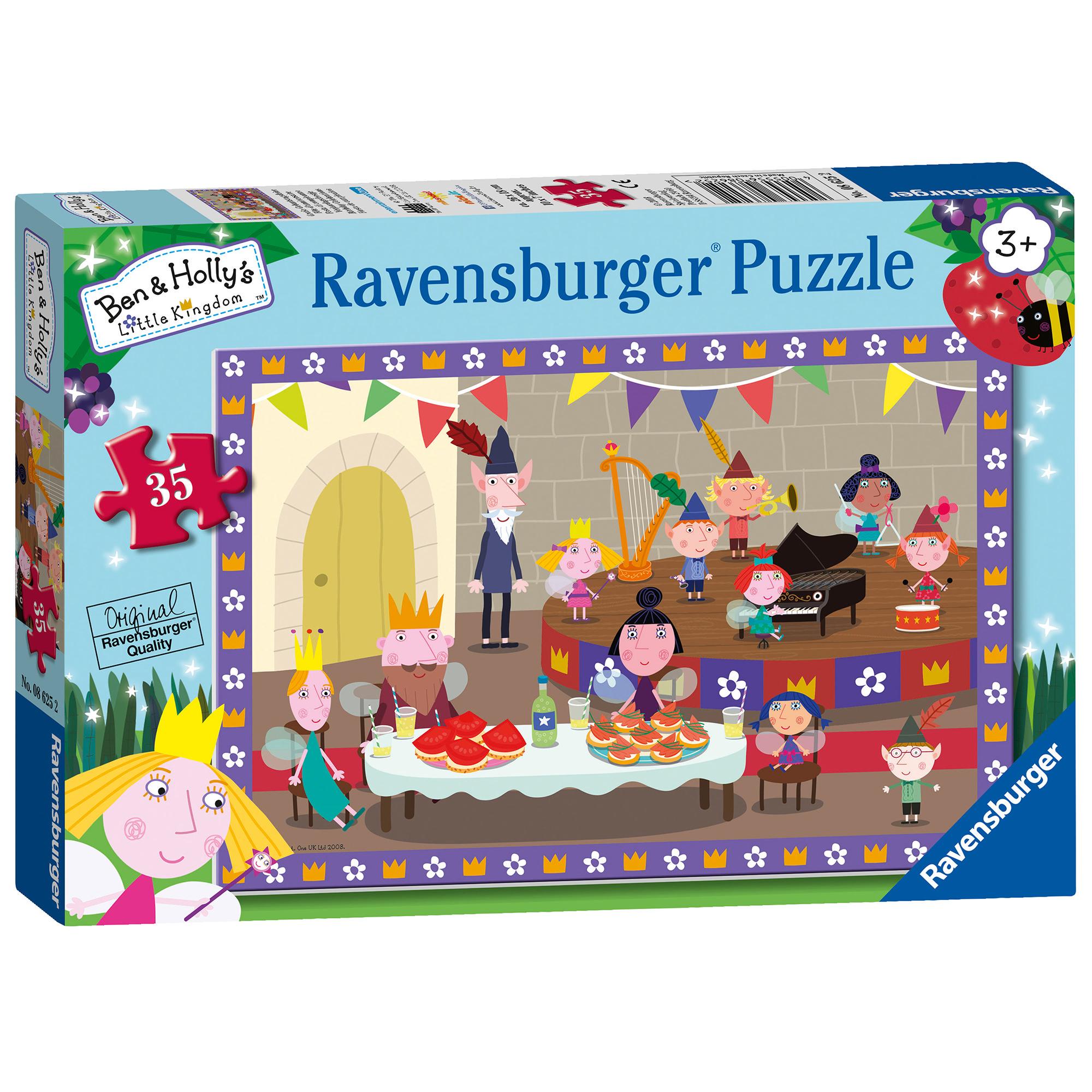 Ravensburger Ben & Holly 35pc Jigsaw Puzzle