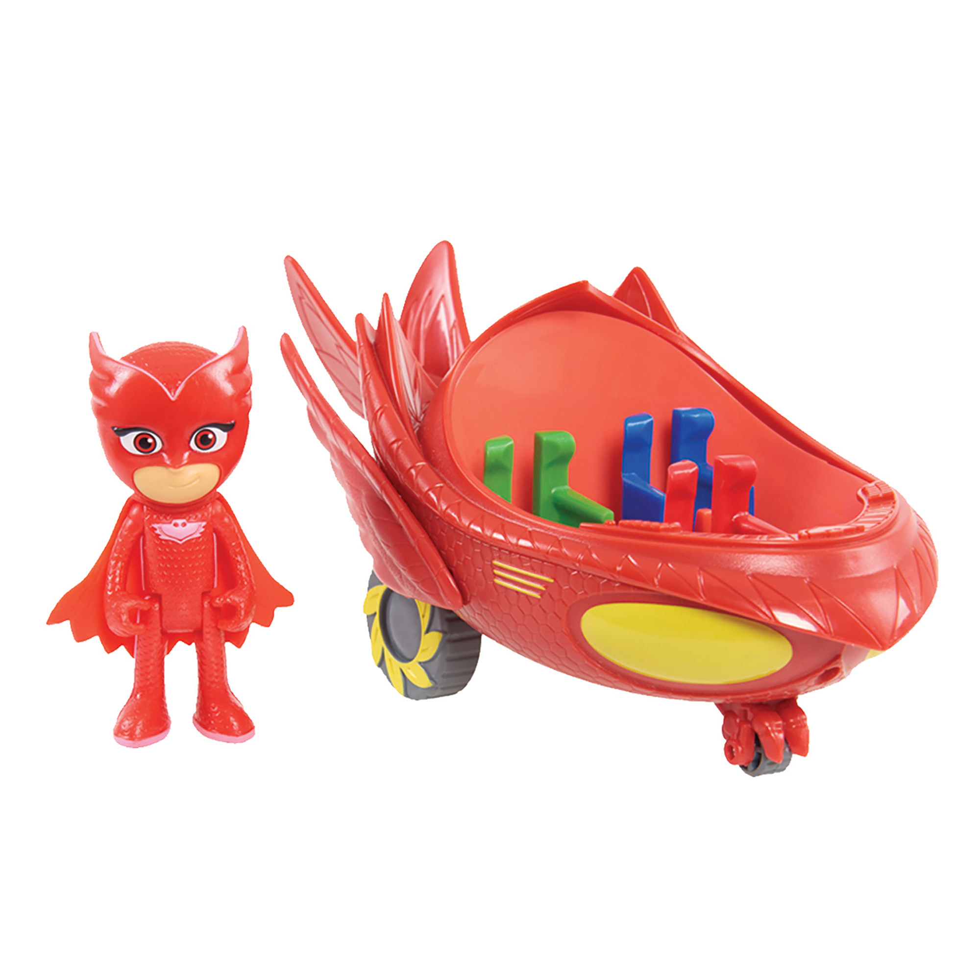 PJ Masks Vehicle & Figure - Owlette Owl Glider