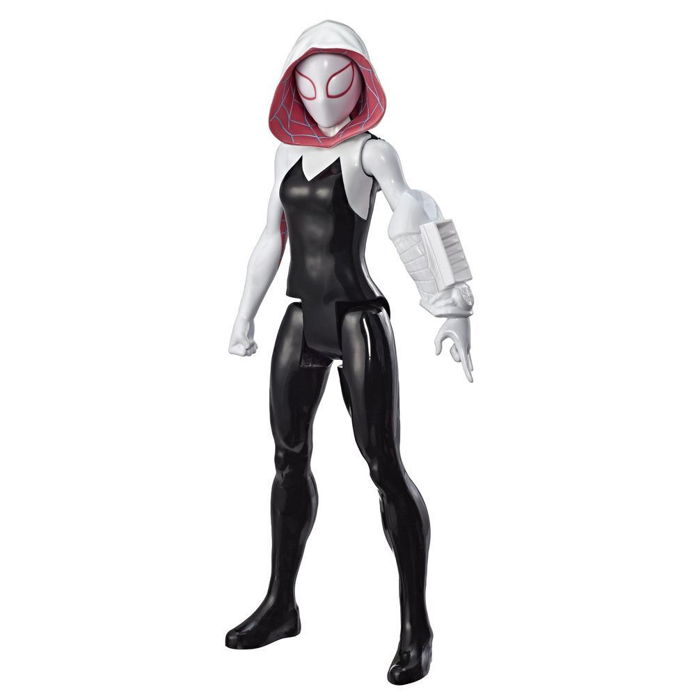Spider-Man Titan Hero Series Web Warriors Spider-Gwen