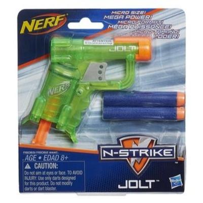 Nerf N-Strike Elite Jolt Blaster (Green)