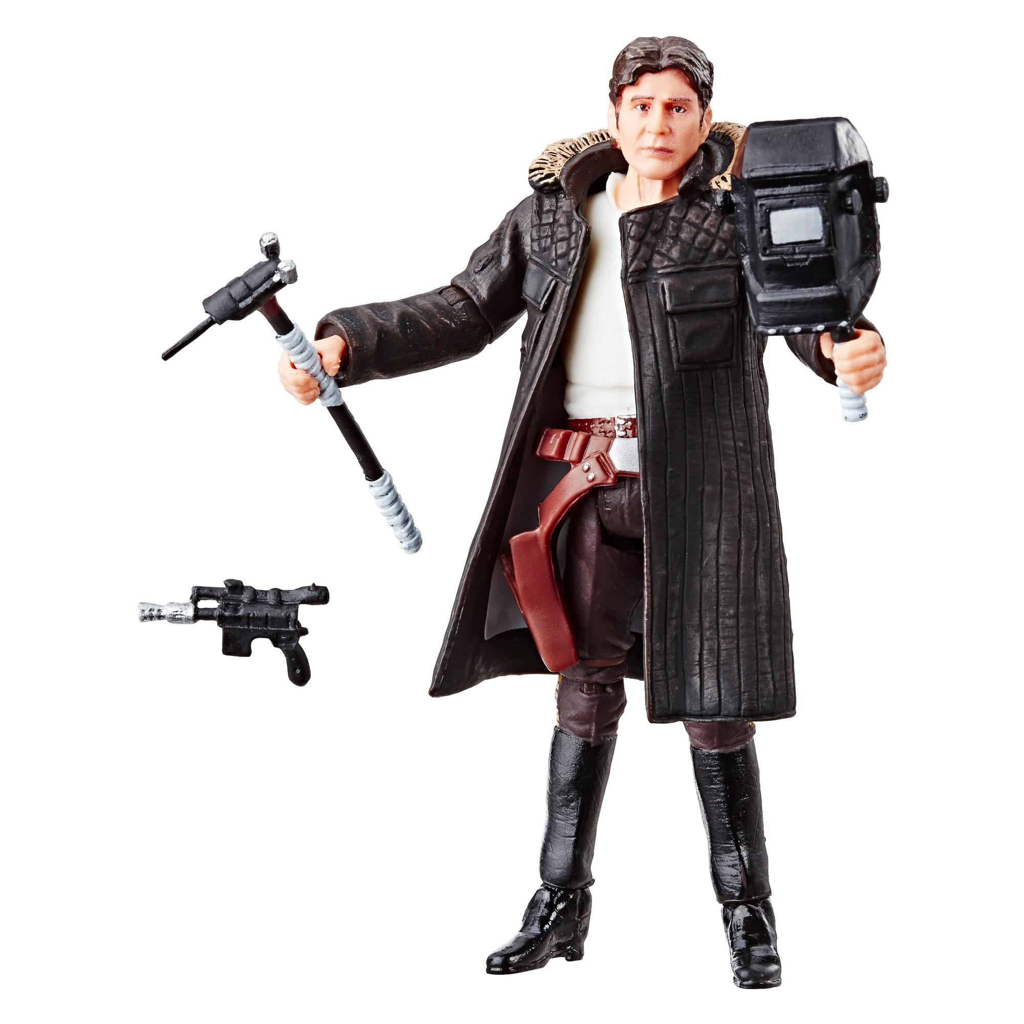 Star Wars The Vintage Collection Star Wars: The Empire Strikes Back Han Solo (Echo Base) 3.75-inch Figure