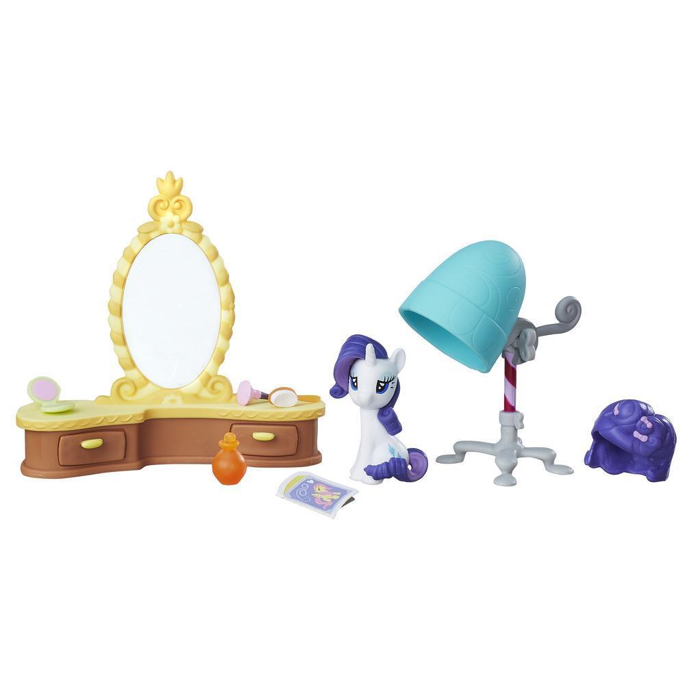 My Little Pony Friendship Is Magic Rarity Boutique Salon