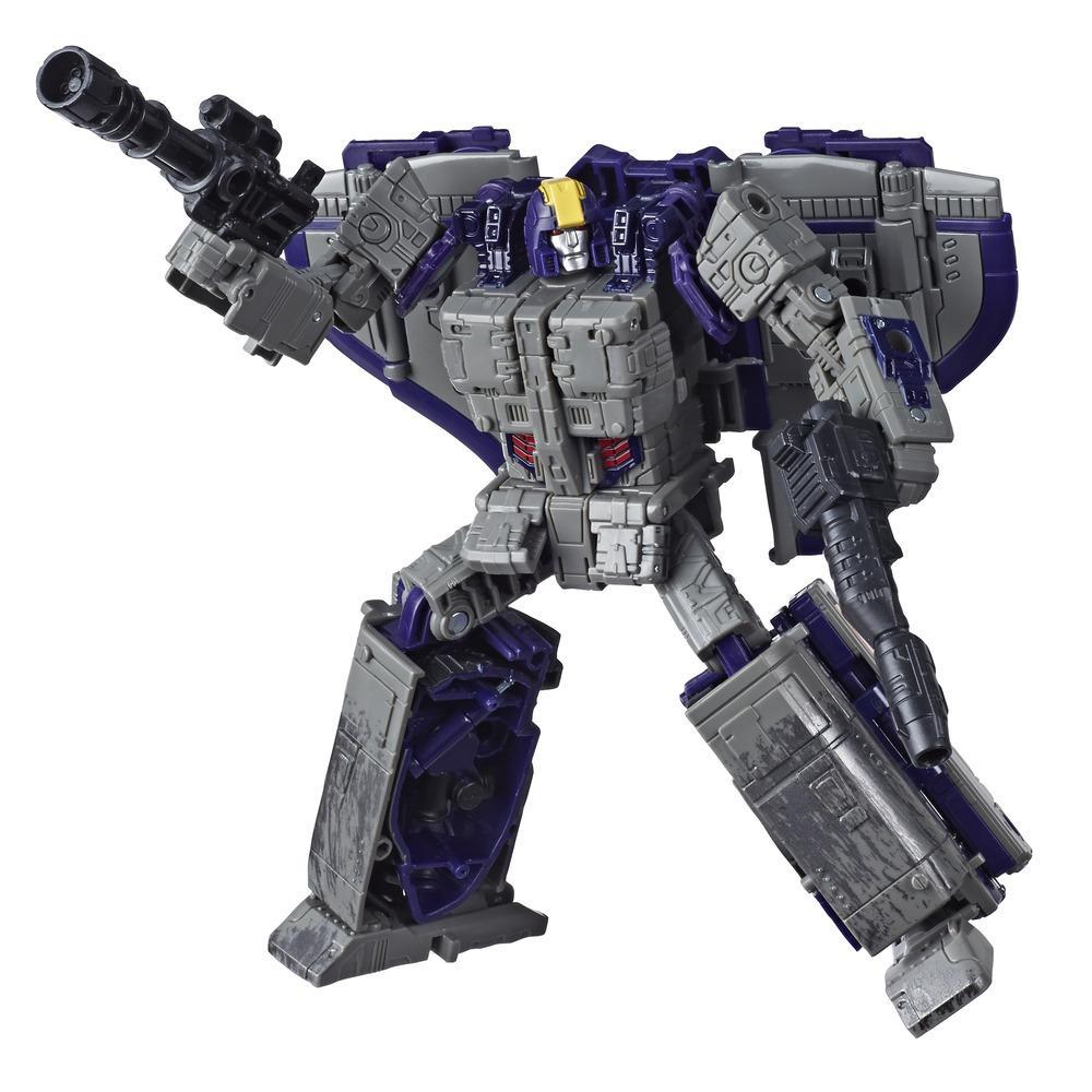 Transformers Generations War for Cybertron WFC-S51 Astrotrain Action Figure