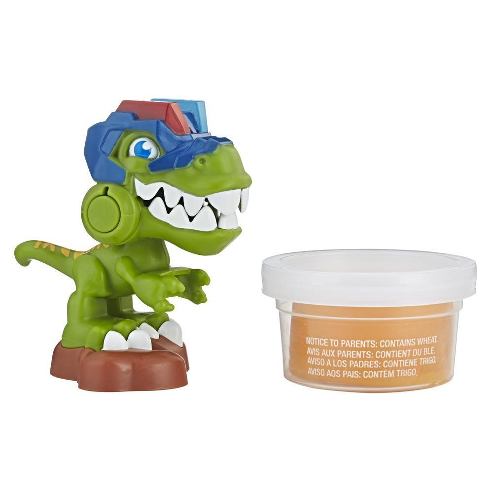 Playskool Heroes Chomp Squad Chomp Chews Troopersaurus