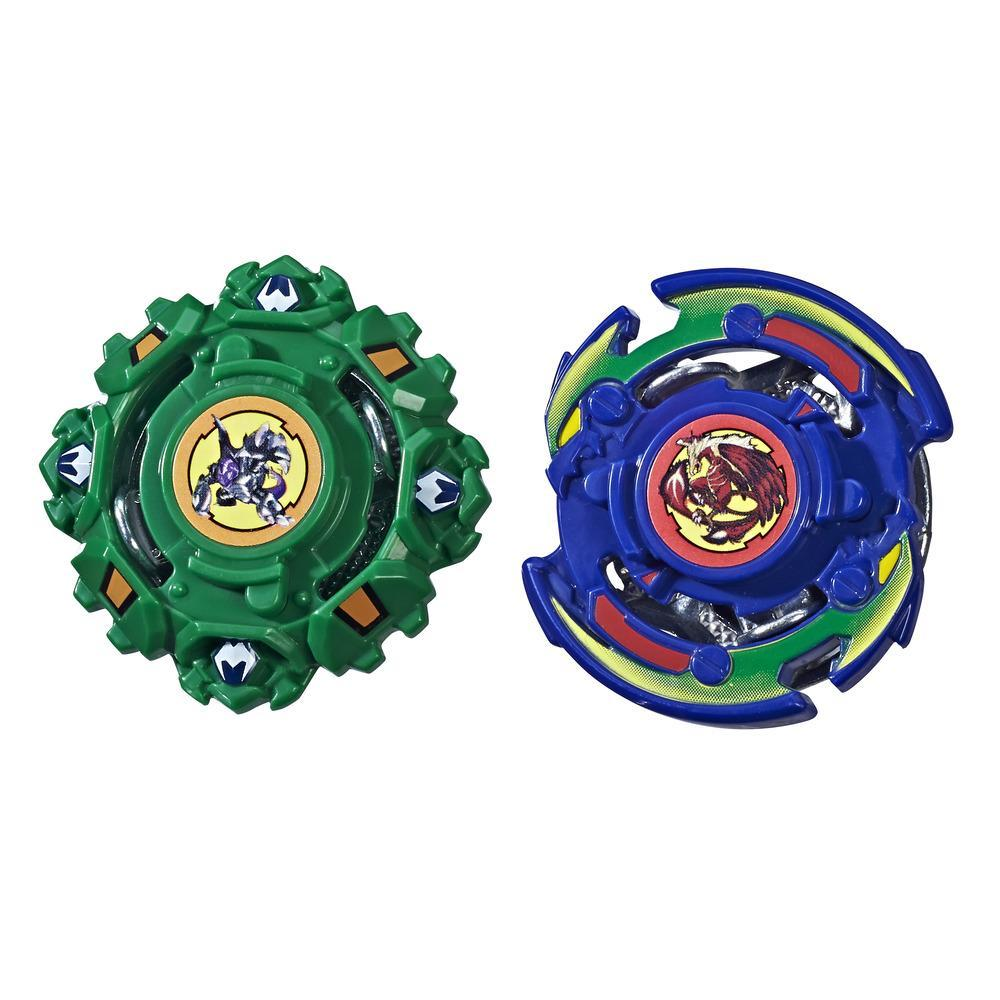 Beyblade Burst Evolution Dual Pack Draciel S and Dranzer F