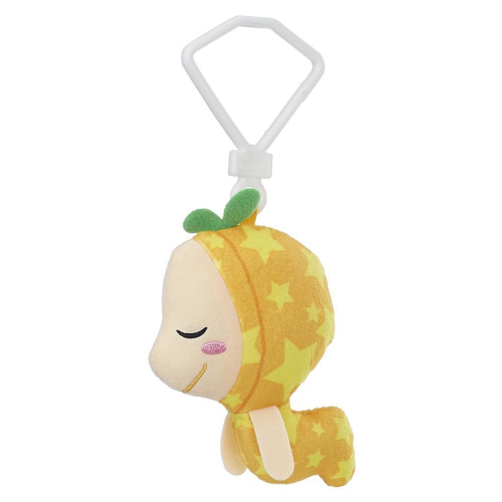 Hanazuki Little Dreamer Clip Plush (Star Pajamas)