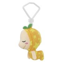 Hanazuki Little Dreamer Clip Plush (Star Pajamas)