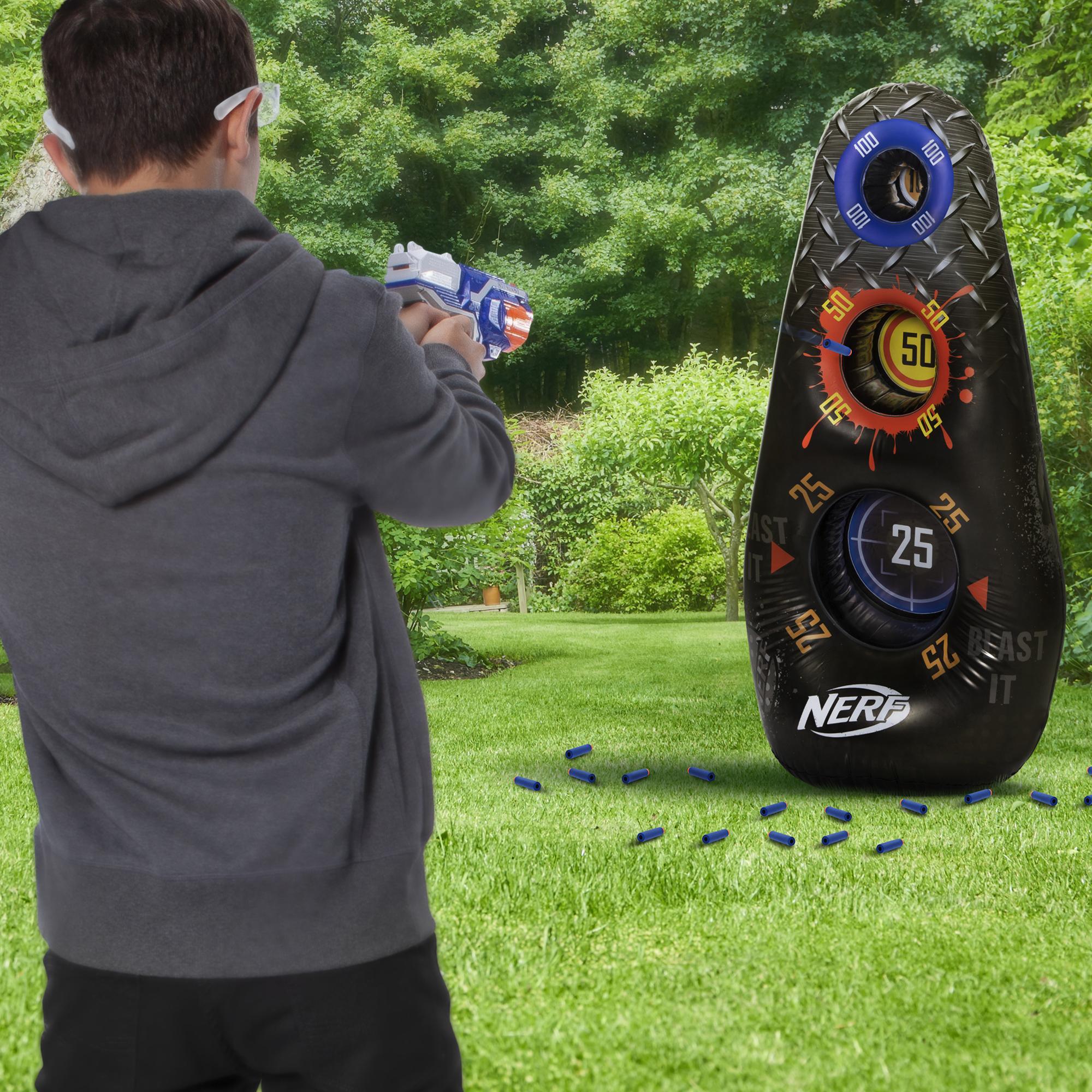 NERF Elite Inflatable Target