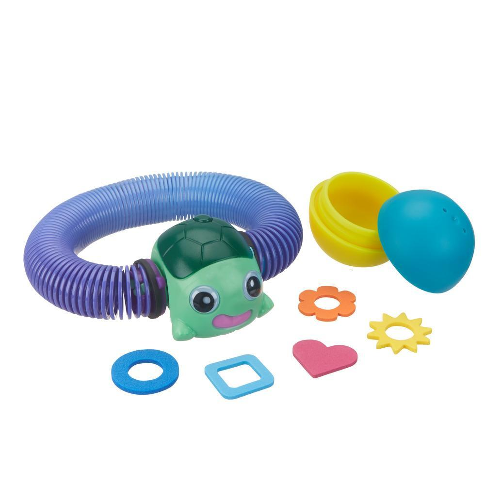 Zoops Electronic Twisting Zooming Climbing Toy Twisty Turtle Pet Toy For Kids 5 And Up