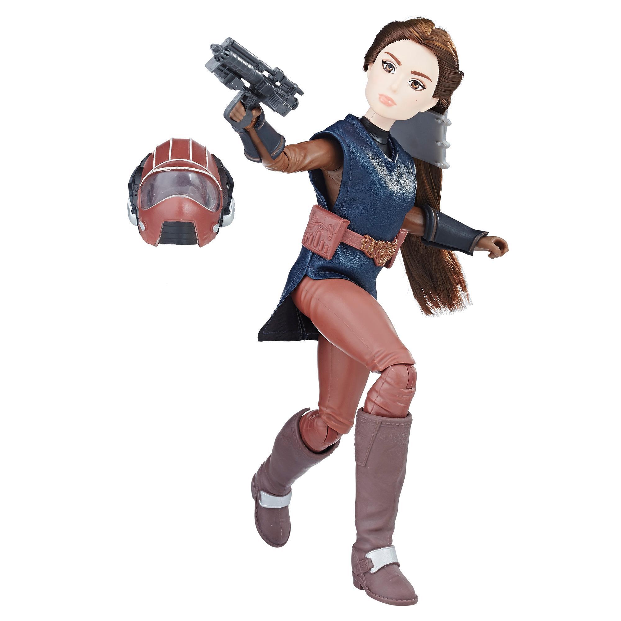 Star Wars Forces of Destiny Padme Amidala Adventure Figure