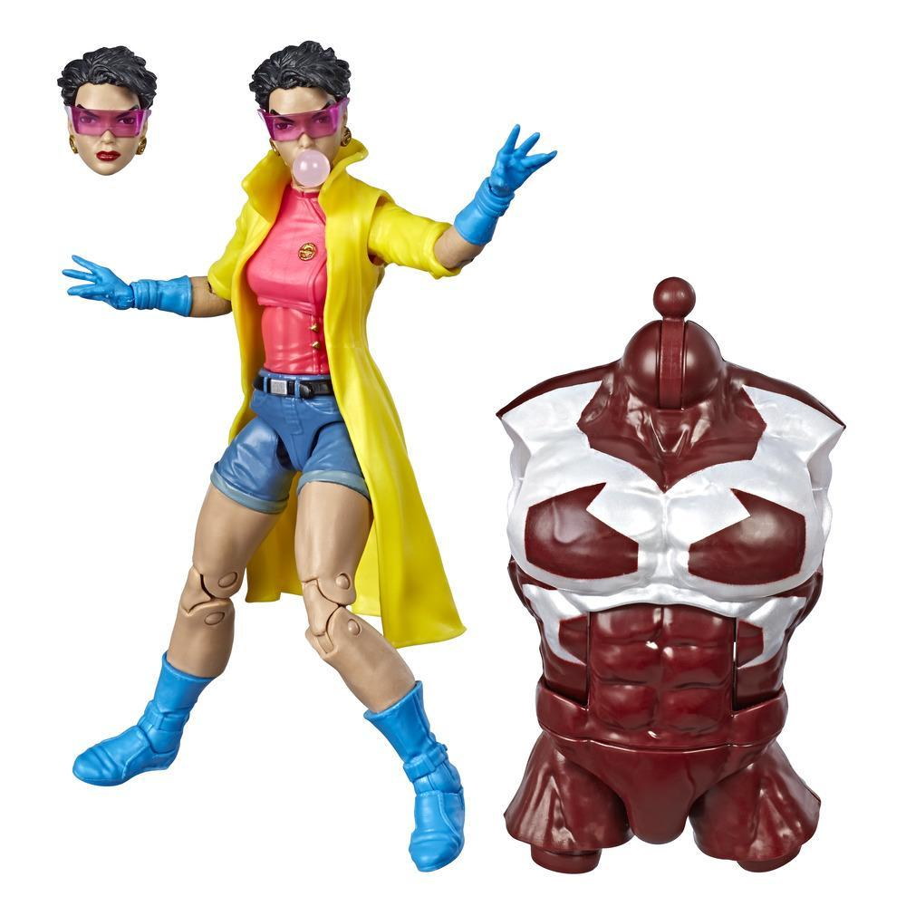 Hasbro Marvel Legends Series 6-inch Collectible Action Figure Marvel's Jubilee Toy (X-Men Collection)