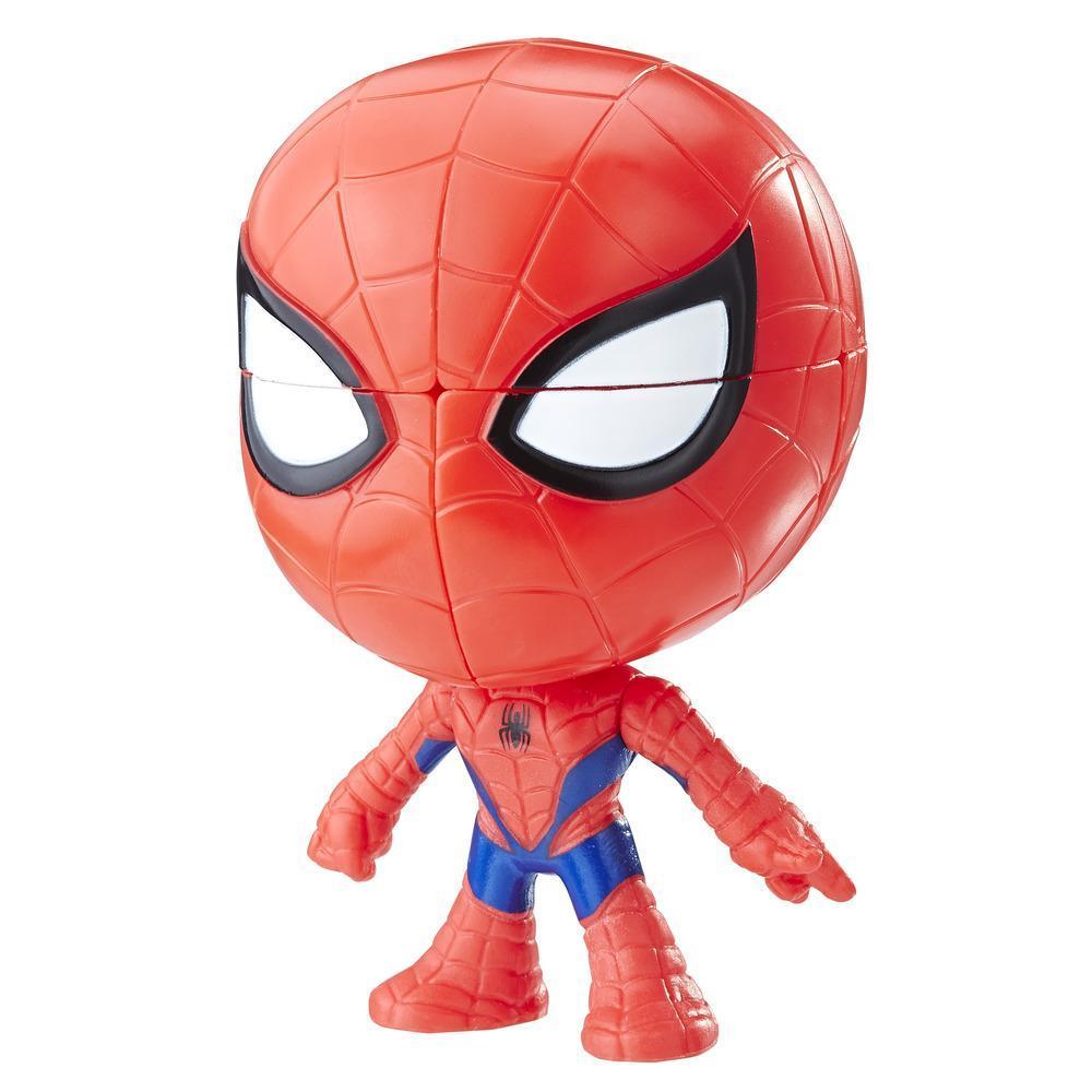 Rubik's Crew 2x2 Puzzlehead: Marvel Spider-Man Edition