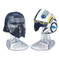 Star Wars: The Force Awakens Black Series Die Cast Kylo Ren & Poe Dam