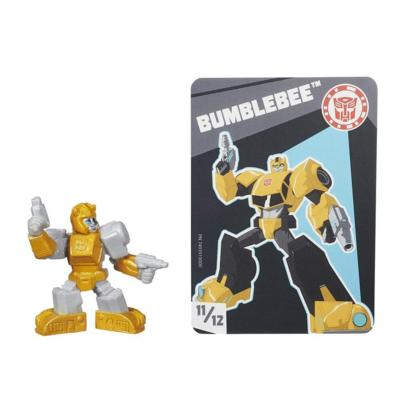 Transformers Robots in Disguise Tiny Titans Series 2 Figure