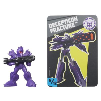 Transformers Robots in Disguise Tiny Titans Series 3 Figure