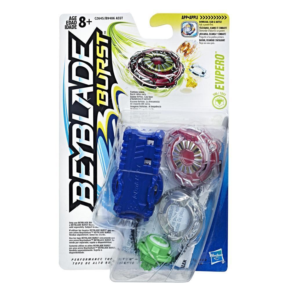 Beyblade Burst Starter Pack Evipero