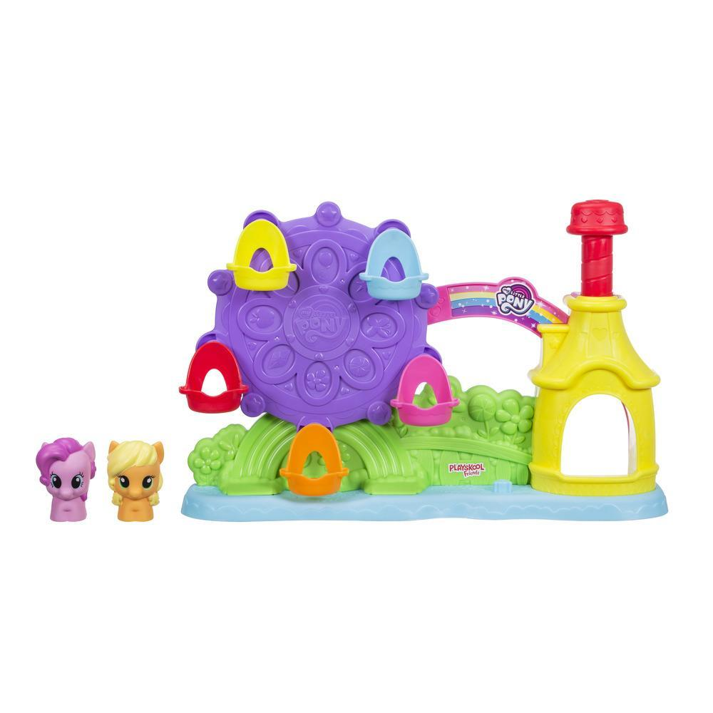 Playskool Friends My Little Pony Press 'n Whirl Ferris Wheel
