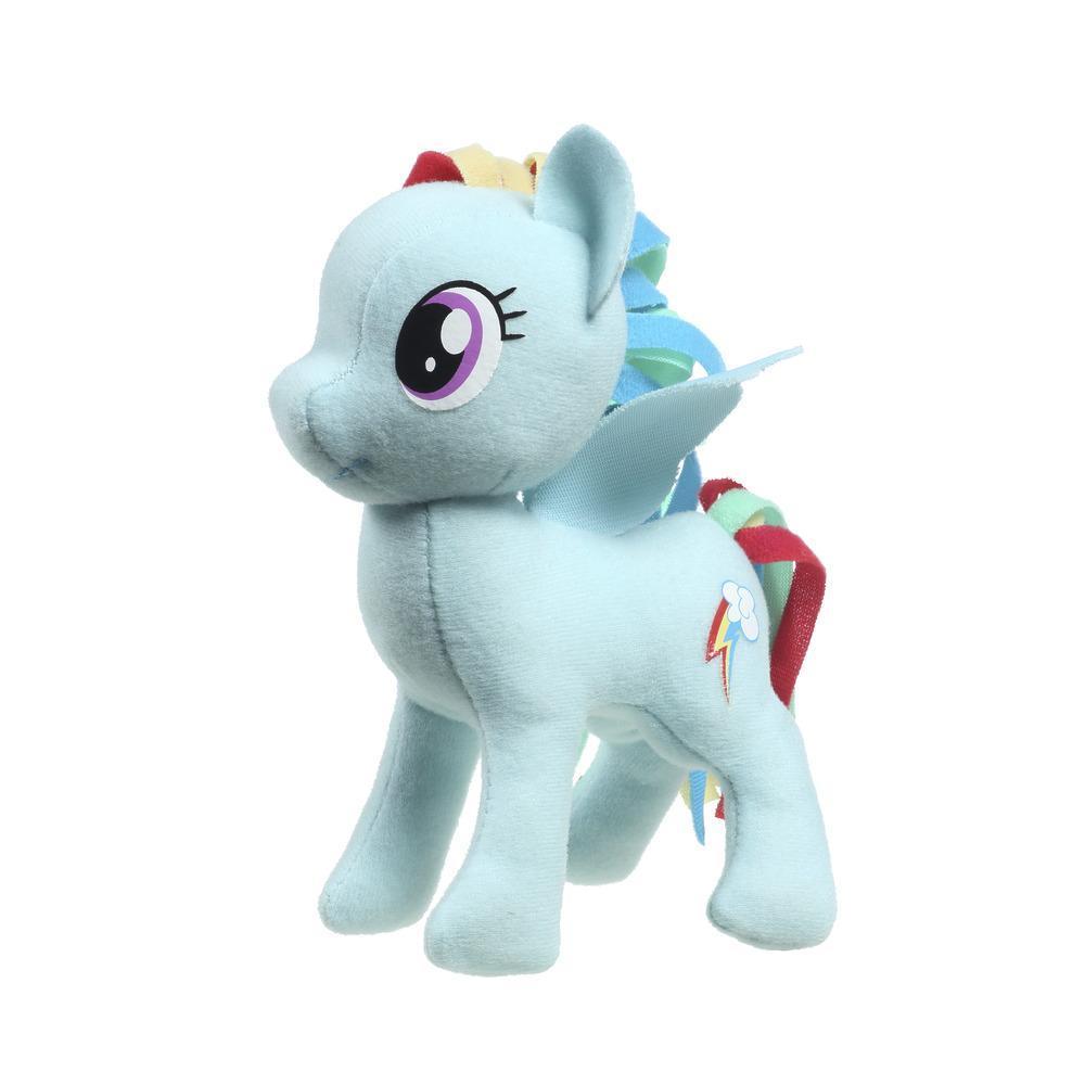 My Little Pony Friendship is Magic Rainbow Dash Small BT Plush