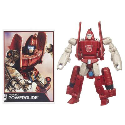 Transformers Generations Legends Class Autobot Powerglide Figure