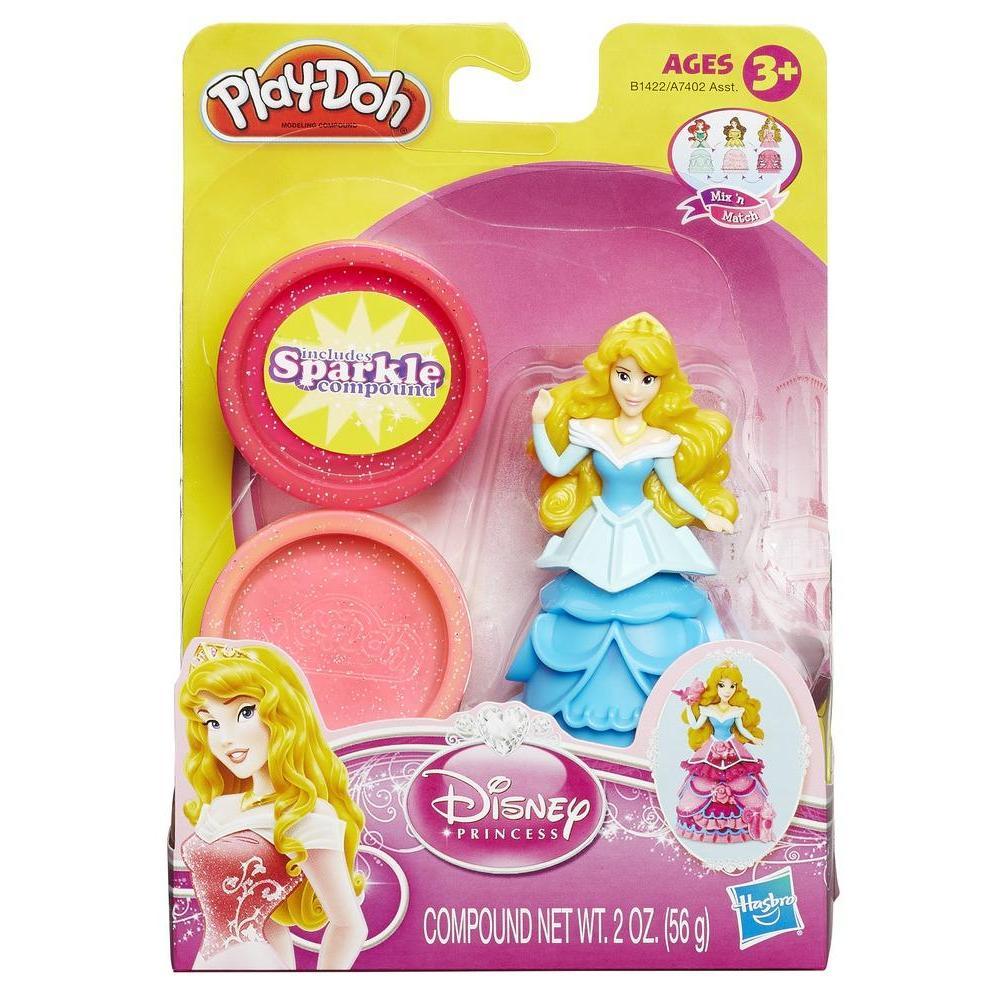 Play-Doh Mix 'n Match Figure Featuring Disney Princess Aurora