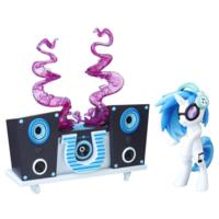 My Little Pony Guardians of Harmony Fan Series Sculpture DJ Pon-3