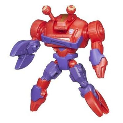 Hero Mashers Transformers Robots in Disguise Clampdown Figure
