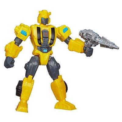 Transformers Hero Mashers Bumblebee Figure