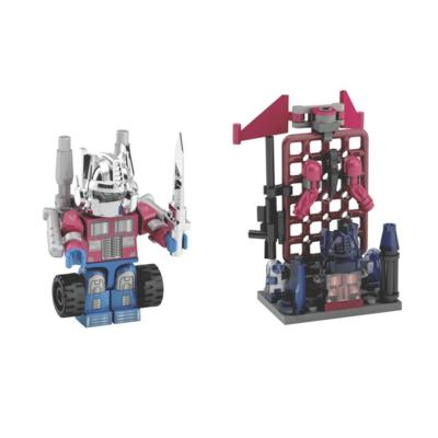 Kre-O Transformers Custom Kreon Optimus Prime Set