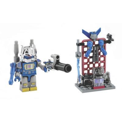 Kre-O Transformers Custom Kreon Soundwave Set