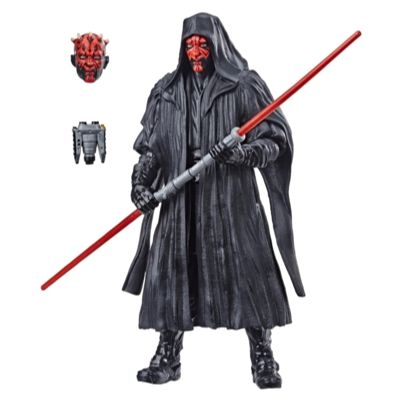STAR WARS THE BLACK SERIES EPISODE I THE PHANTOM MENACE 20TH ANNIVERSARY DUEL OF THE FATES DARTH MAUL ACTION FIGURE