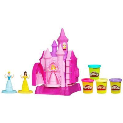 Disney Princess Play Doh Castle Play-doh Prettiest Princess