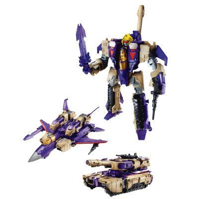 Transformers Generations Thrilling 30 Voyager Class Blitzwing