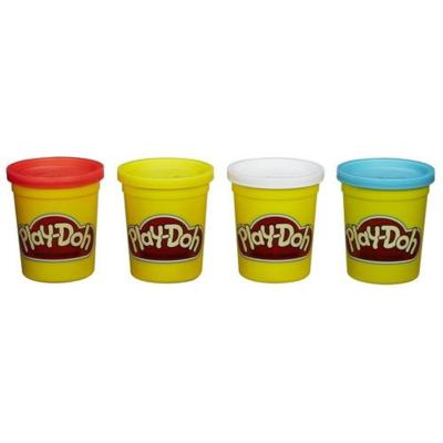 Play-Doh 4-Pack (Classic Colors)