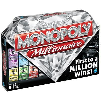 monopoly on diamonds