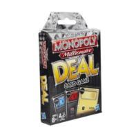 MONOPOLY Millionaire Deal Game