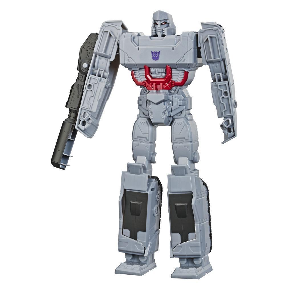 Transformers Toys Titan Changers Megatron Action Figure