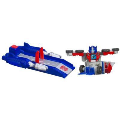 Transformers Bot Shots Optimus Prime Launcher