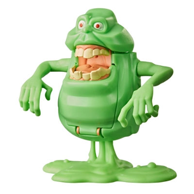 Ghostbusters Fright Feature Slimer Ghost Figure with Fright Feature, Toys for Kids Ages 4 and Up