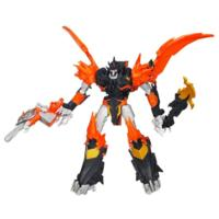 Transformers Prime Beast Hunters Voyager Class Predaking Figure