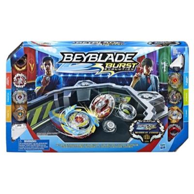 Beyblade Burst Evolution Ultimate Tournament Collection Tops and Beystadium