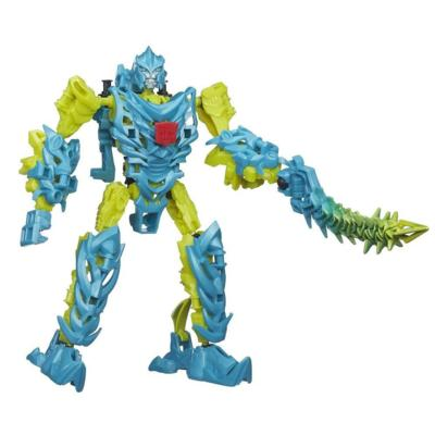 Transformers Age of Extinction Construct-Bots Dinobots Dinobot Slash Buildable Action Figure