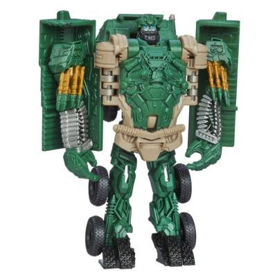 Transformers Age of Extinction Autobot Hound One-Step Changer