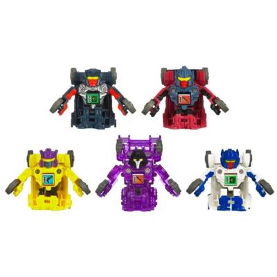 TRANSFORMERS BOT SHOTS Battle Game STUNTICONS Pack