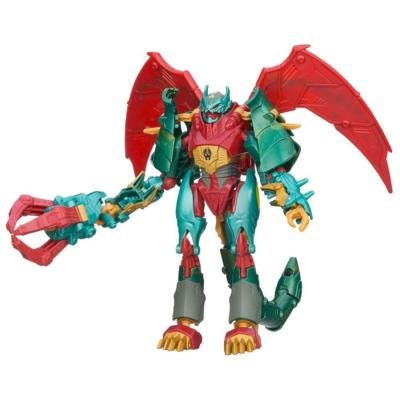 Transformers Beast Hunters Deluxe Class Ripclaw Figure